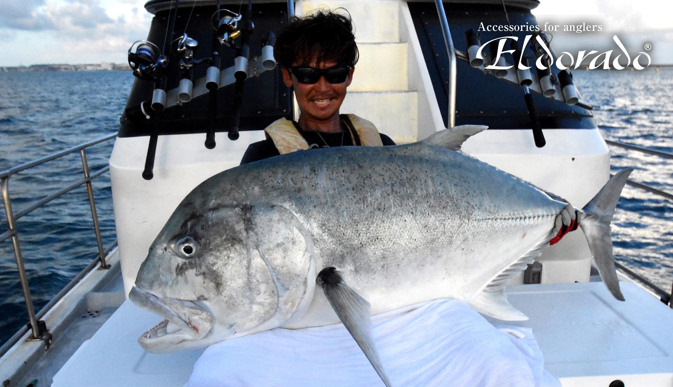 釣り人(アングラー)のためのシルバーアクセサリー専門 エルドラド